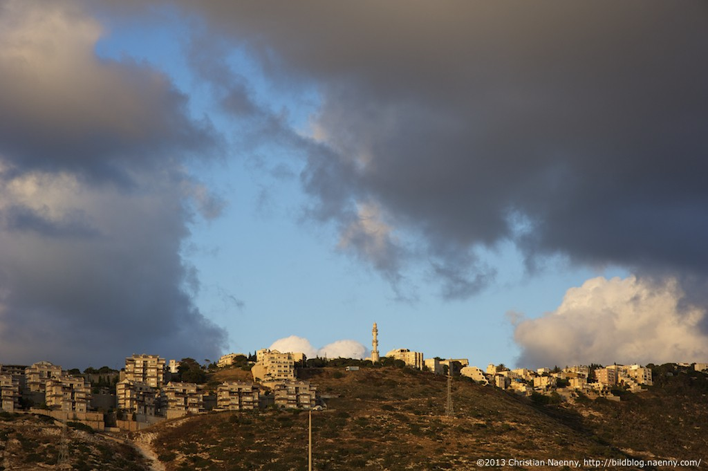 settlement on mount carmel